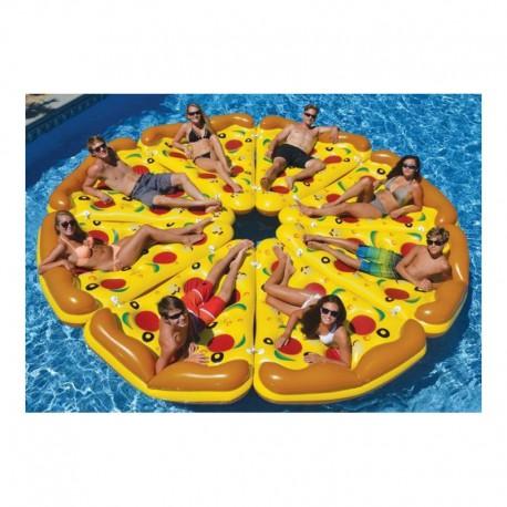 Materac pizza 183 cm