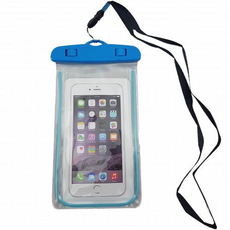 Etui wodoodporne na telefon fluorescencyjne