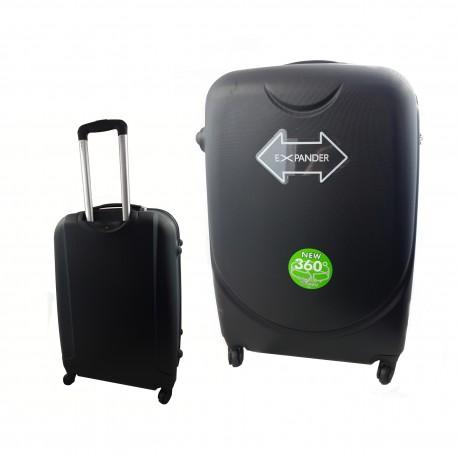 Walizka mała kabinowa ABS 4 kółka podróżna