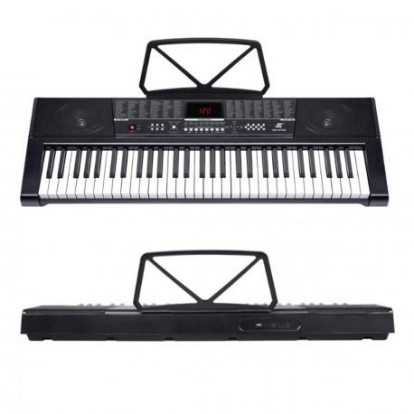 ORGANY Keyboard Wyświetlacz LCD 61klawiszy MP3
