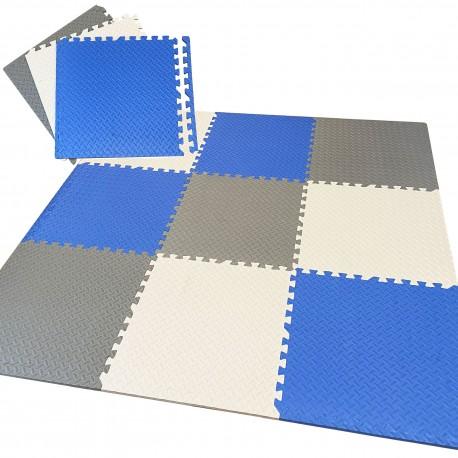 Mata piankowa puzzle EVA gruba 180x180 cm